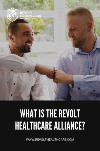 What is the Revolt Healthcare Alliance