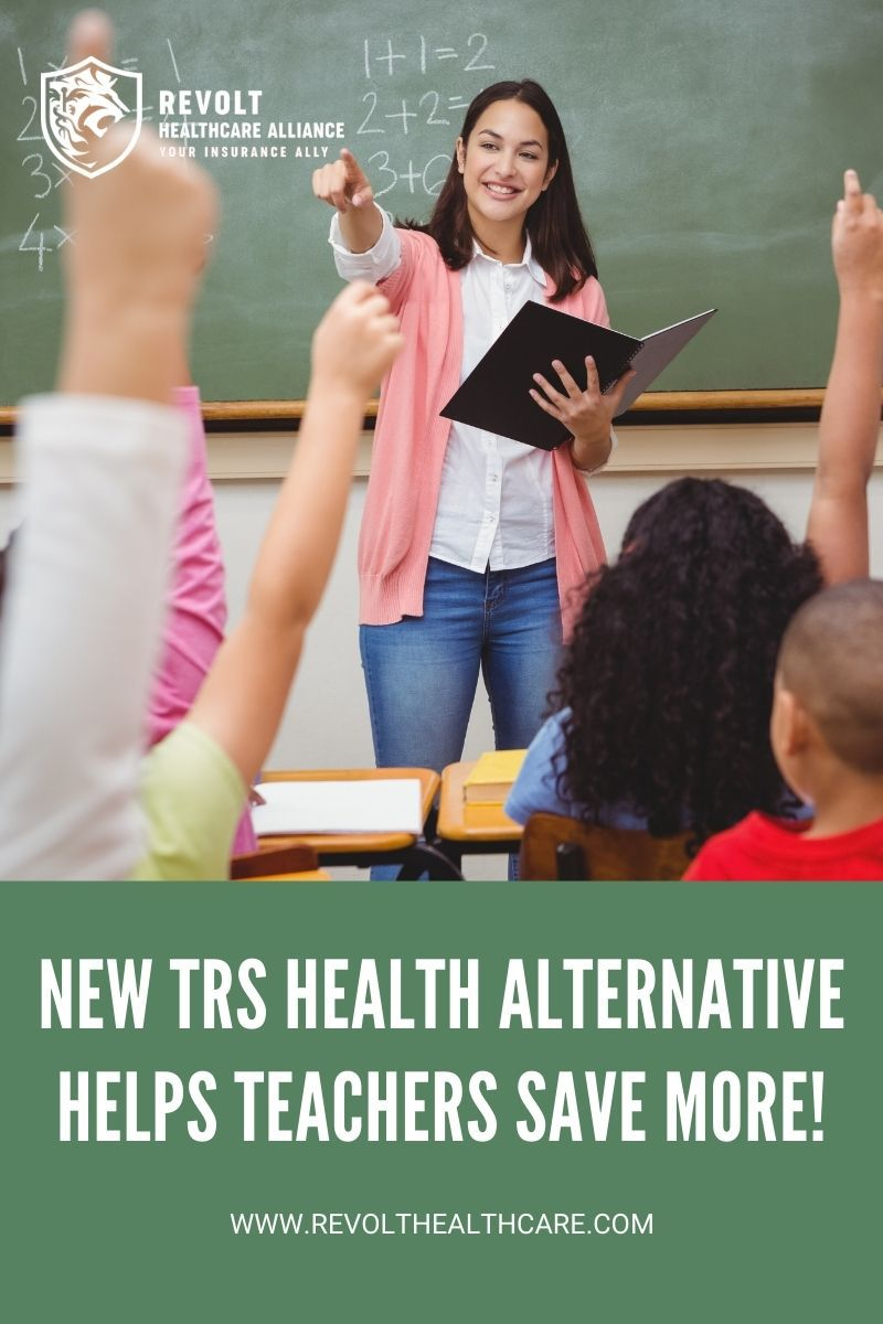 New TRS Health Care Alternative Helps Teachers Save More in 2021